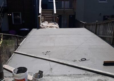Concrete & Parking Pad-WDC