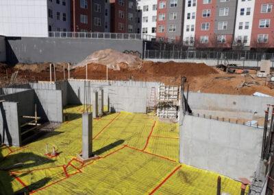 Concrete Walls-Baltimore, MD