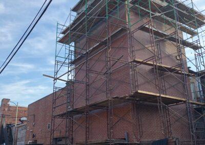 Masonry Tower Addition-WDC