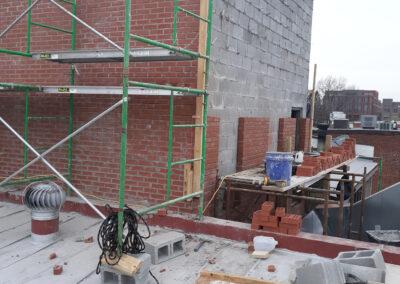 Masonry Wall System-Columbia, MD