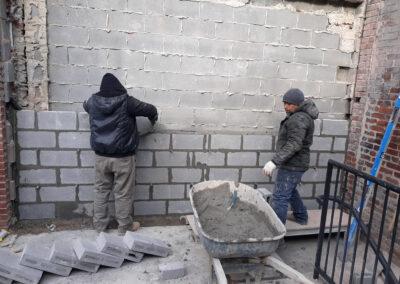 Masonry Wall System-WDC