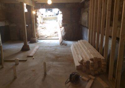 Basement Installation-WDC