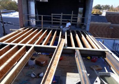 Structural Steel & Floor Framing-WDC